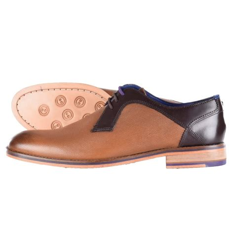 ted baker shoes ted baker footwear ted baker fussel two tone shoes