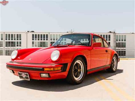 how to work on cars 1988 porsche 911 seat position control 1988 porsche 911 for sale on classiccars com