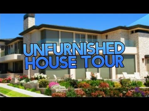 i want a new house my new house tour i need furniture house tour youtube