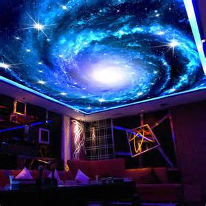 aliexpress buy custom 3d photo wallpaper galaxy