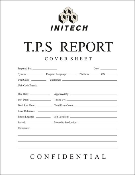 Office Space Tps Reports File Tps Report Png Wikimedia Commons