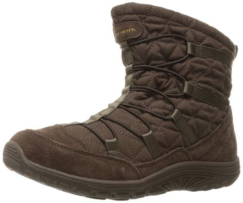 Skechers Quilted by Skechers S Reggae Steady Quilted Bungee Ankle