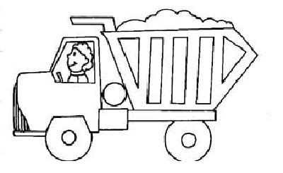 truck coloring page for preschoolers 82 coloring pages garbage truck dump truck coloring
