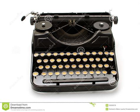Old Machine Writing Royalty Free Stock Images Image 33200379 | old machine writing royalty free stock images image