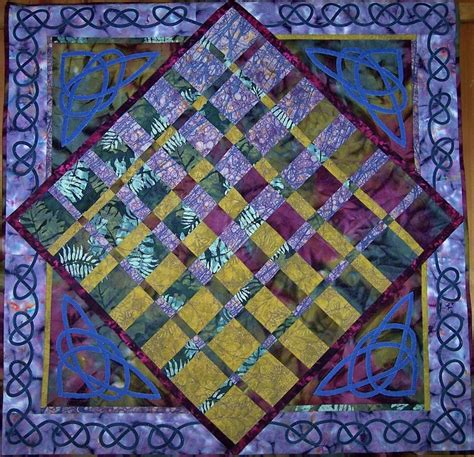 Celtic Quilts by Celtic Influenced Quilts Quilts By Elsie