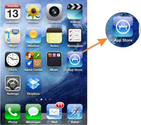Open App How To Purchased App Store App After Uninstall In