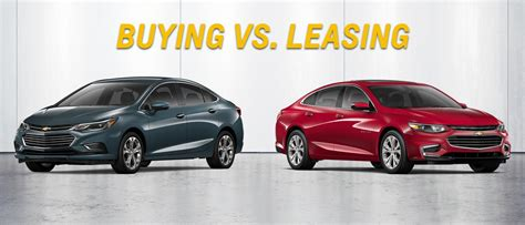pros and cons leasing vs buying a car