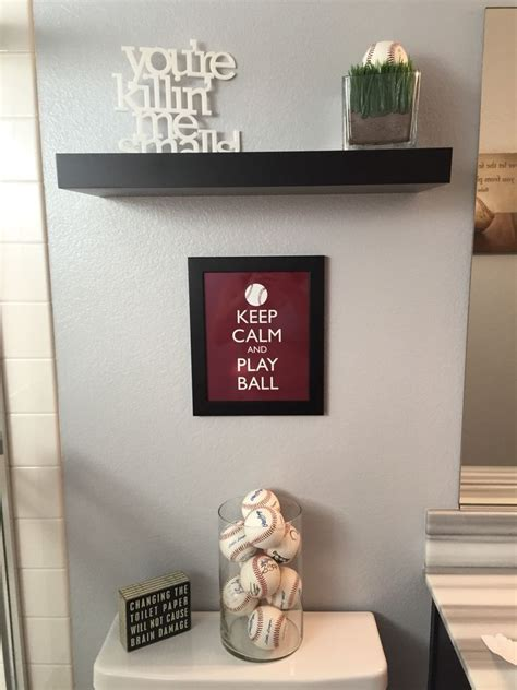 baseball bathroom decor the 25 best baseball bathroom ideas on pinterest