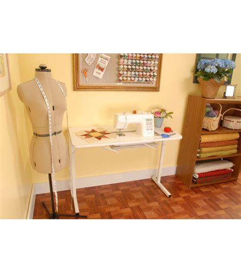 sewing and craft table the sew much more craft hobby table jo
