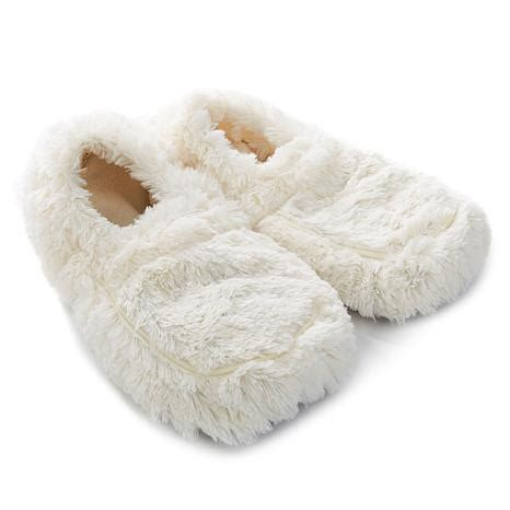 warmies slippers unmatched warmies heated slippers 8524940 hsn