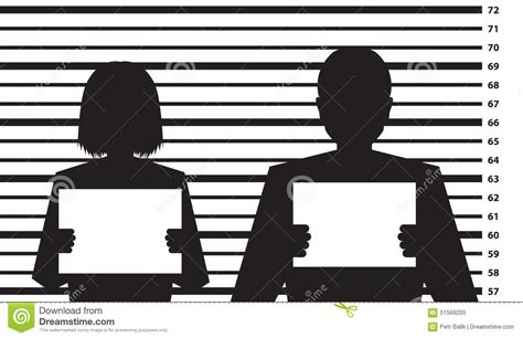 Criminal Record Template Criminal Record Template Stock Illustration Illustration Of Character Guilty