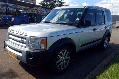 2008 land rover discovery 3 tdv6 se crossover suv awd cars for sale in gauteng r 155 000