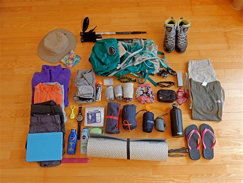 camino de santiago packing list what to pack for the camino de santiago the wandering