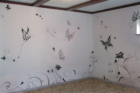 butterfly wall mural maggie murals butterfly wallpainting butterfly mural