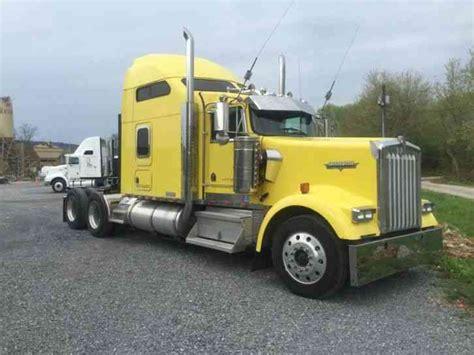 2000 kenworth for sale kenworth w900l 2000 sleeper semi trucks