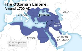 golden age of ottoman empire from antiquity to french mandate fanack com
