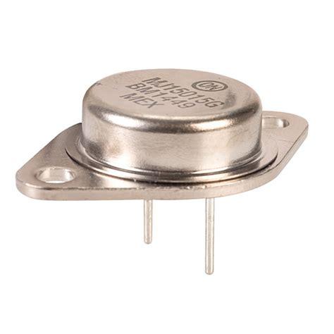 bipolar transistor high power on semiconductor 15a high power complementary bipolar transistors rapid