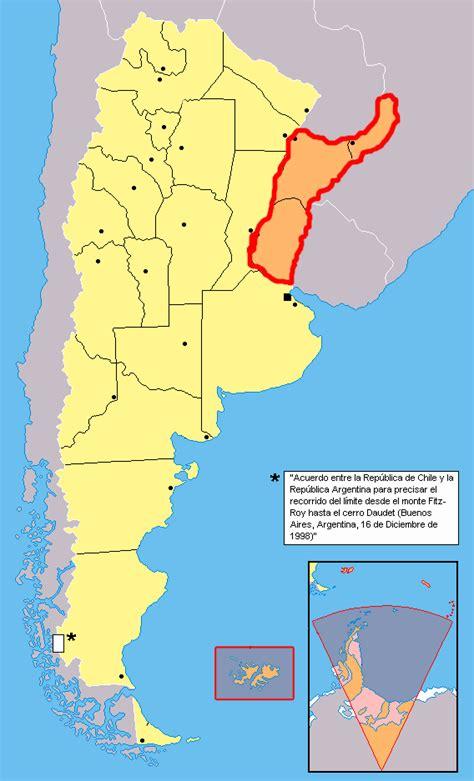 Mesopotamia Argentina ? Mapsof.net
