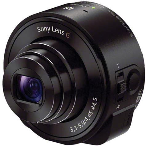 Sony Qx 10 sony dsc qx10 lens style digital black b h photo