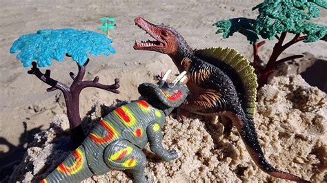 dino attack predator  prey dinosaurs video  kids youtube
