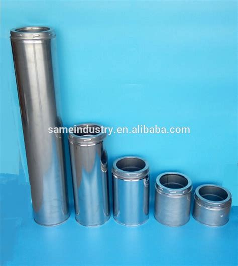 wood fireplace stove pipe stainless buy stove pipe