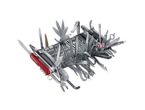 big swiss army knife wenger swiss army knife the awesomer