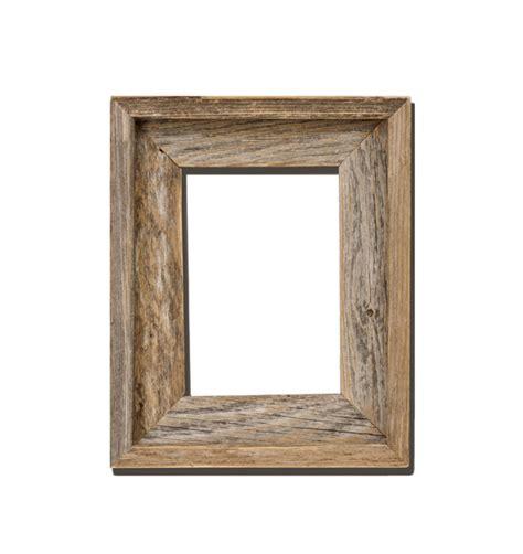 reclaimed wood frames 4x6 2 wide barnwood reclaimed wood open frame no glass