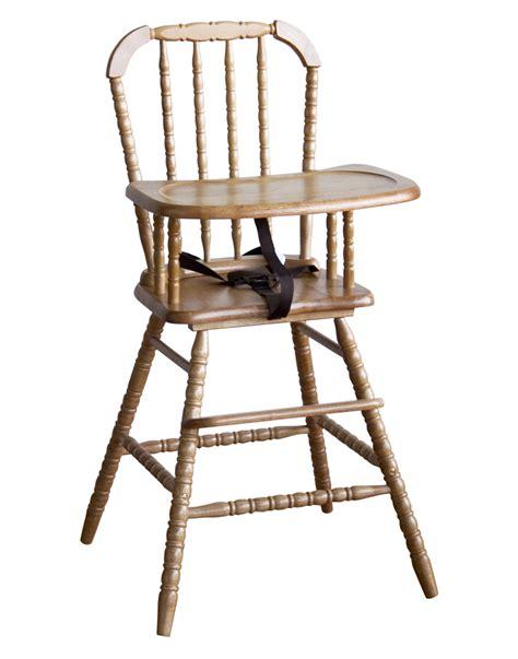 Lind High Chair by Da Vinci Lind High Chair In Oak Mdb M0384o