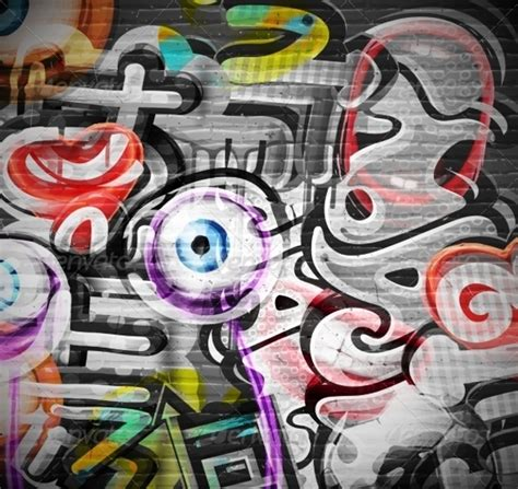 graffiti background designs psd jpg png format