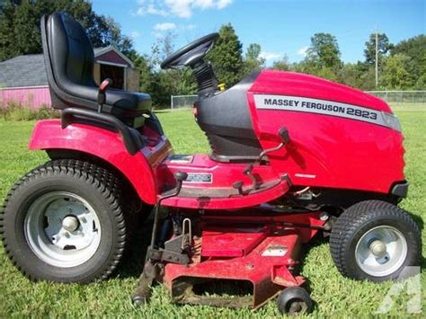 massey ferguson 12 garden tractor for sale