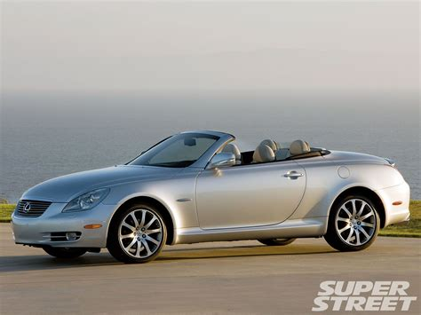 2010 Lexus Sc430 Convertible Intel Super Street Magazine