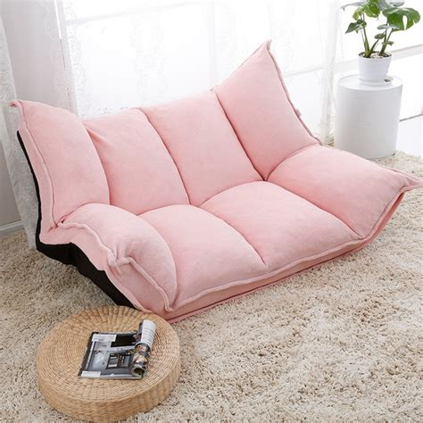 daybed chaise lounge sofa adjustable fabric folding chaise lounge sofa chair floor