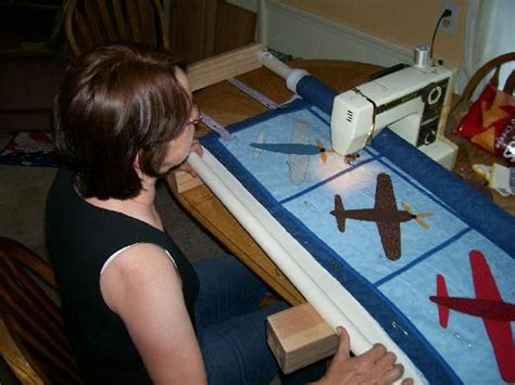 Diy Machine Quilting Frame Plans by Machine Quilt Frame Plans Free Woodworking Projects Plans