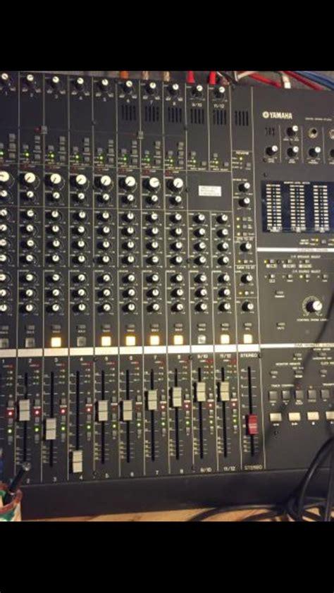 Mixer Yamaha N12 yamaha n12 image 1690360 audiofanzine