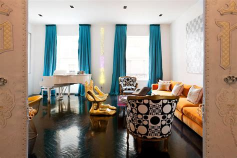 adler design manhattan triplex interior design by jonathan adler
