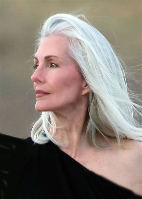 highlights for white hair on older women 1314 best images about gorgeous gray hair on pinterest