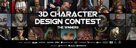 design character contest reallusion iclone character creator 2016 3d character