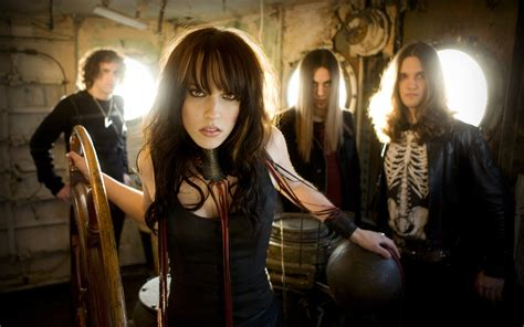 Or Hale Halestorm Singer Lzzy Hale Believes The Band S Forthcoming Album Is Images Frompo