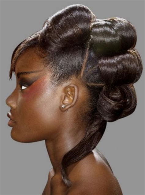 ebony black hairstyles 2013 prom hairstyles with weave