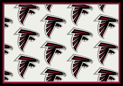 atlanta falcons rug atlanta falcons rug
