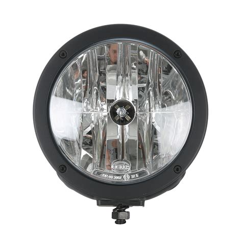 Lu Led Xenon lis 228 valo 7 quot hella luminator compact xenon ulk muuntaja