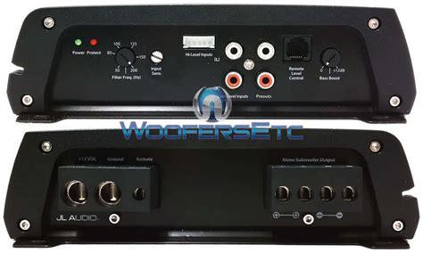 jl audio 500 1 speaker wiring wiring diagram with