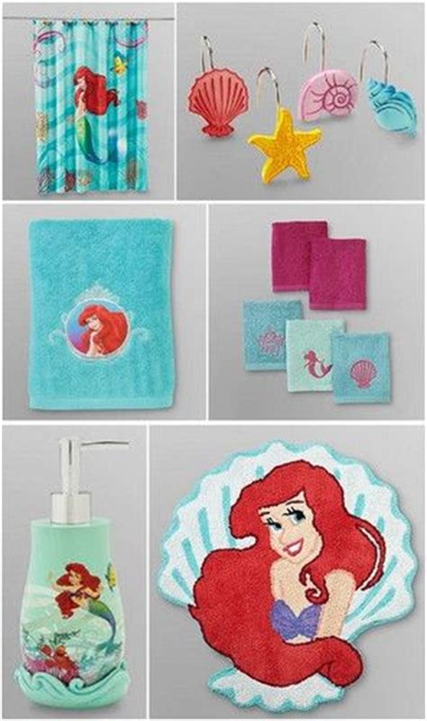 little mermaid bathroom accessories 25 best ideas about little mermaid bathroom on pinterest