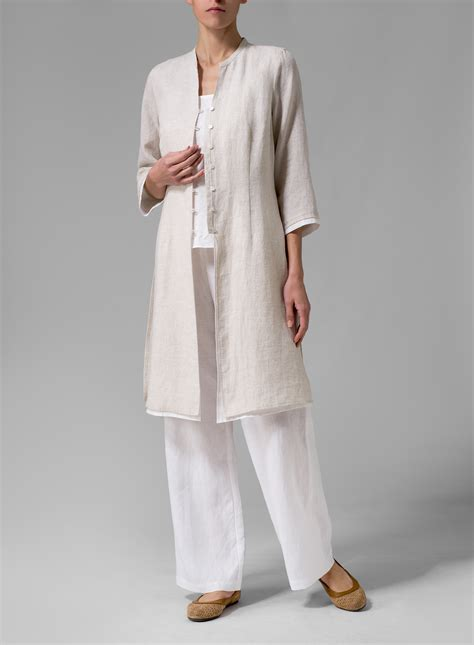 clothing linen layers top