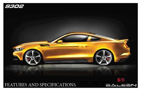 2015 mustang s302 2015 mustang s302 by saleen