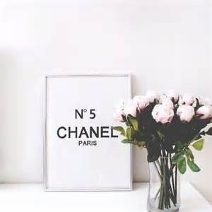 Vintage Teenage Bedroom Ideas no5 chanel room decor chanel 8x10 saying from angiesprints