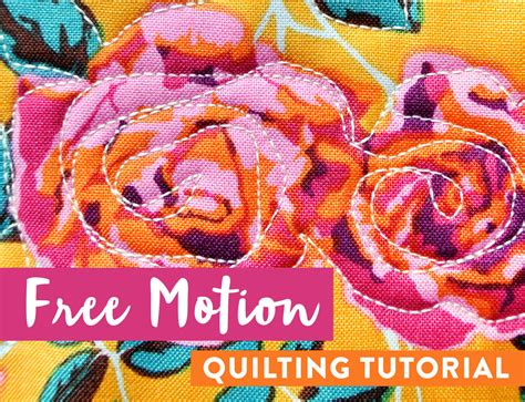 free motion quilting tutorial blog free motion quilting tutorial for beginners suzy quilts