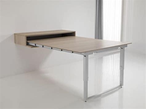 table cuisine murale avec pied meuble de cuisine avec table escamotable 6 id233es de