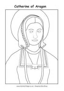 catherine parr colouring