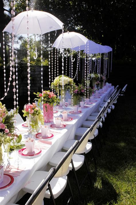Gartenparty Hochzeit Deko by 22 Deko Gartenparty Ideen Was Darf Auf Einem Gartenfest